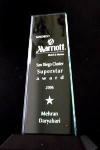 Marriott  Award